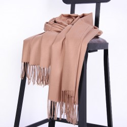 Shawl Pashmina Scarf length 200cm width 76cm - Variety of colors geniune 100% Cashmere fabric