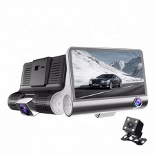 3 in 11080p HD Night Vision Dashcam Passenger – Reverse – Drive View