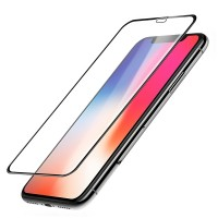 Edge To Edge full glue high quality temper glass for iPhone New Models