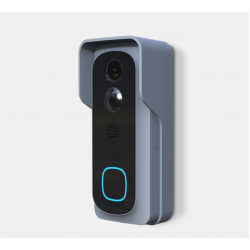 1080p DoorBell with Chime – Wireless (wired optional) AWT-DPRO2019