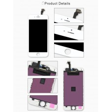 LCD panel with touch screen digitizer for Iphone 6plus