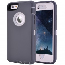 Hard Case Protector for IPhone X/XS   7Plus/8Plus   XR   XM - Grey, Black, Red, and Blue