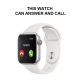 Wrist Smartwatch For Samsung iPhone Huawei Xiaomi