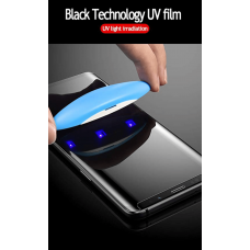 UV Glue curve screen tempered glass - for all new Samsung Note 9