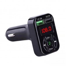 Car Charger and Wireless Bluetooth MP3 Player