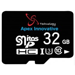 2 in 1 32GB Memory Card – Specially for 4K Resolution