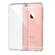 Shock Proof - Clear Hard and soft Case for Iphone 8 - Brand New